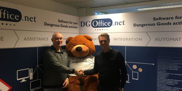 Press release: Partnership with DGOffice helps Consafe Logistics customers deliver with safety