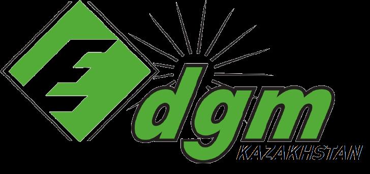 DGM Kazakhstan logo
